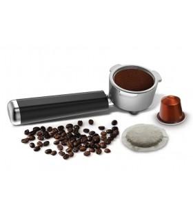 Depósito gn acero inox 2/4 3l 0.7mm big chef 65mm
