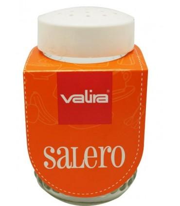Salero Valira 250Ml Vidrio/Tapa Plast