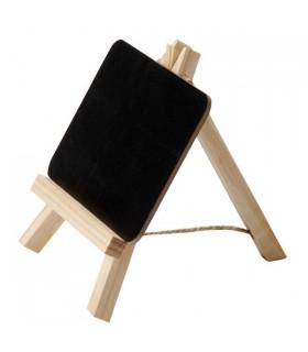 Brocha sintetica bca 20x7cm c/banda metal madera winco